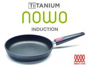 Titanium Nowo Induction